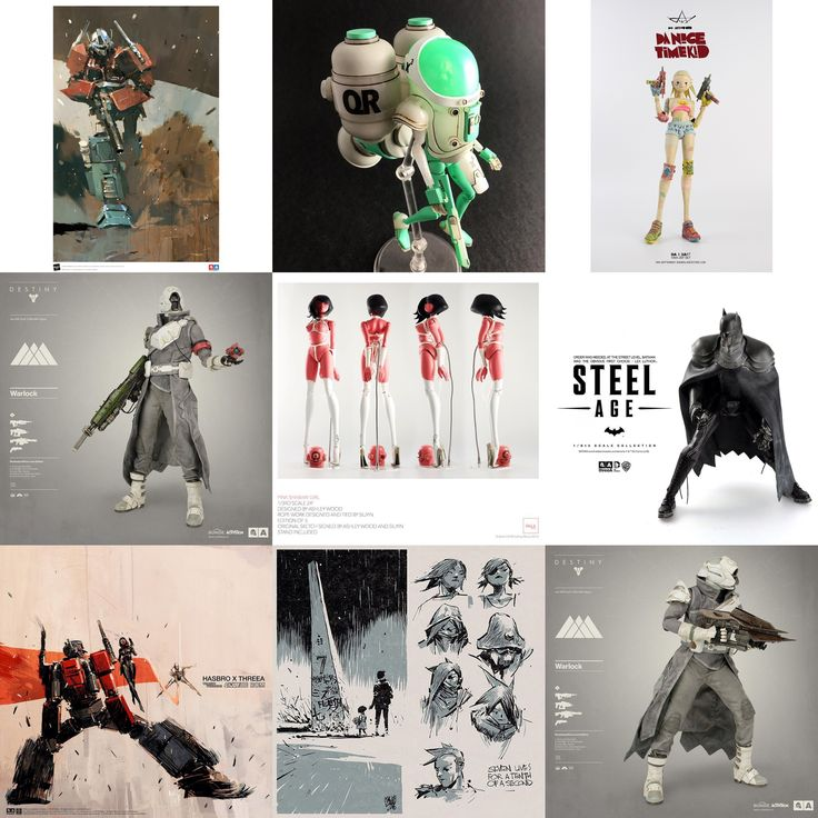 Here is #2016BestNine from our WorldOf3A Instagram (http://www.instagram.com/WorldOf3A). Thank you for all your support and likes, we wish you the very best in New Year! #threeA #AshleyWood #AshleyWoodArt #WorldOf3A #WO3A #Hasbro #Transformers #StringDivers #DieAntwoord #ZEF #Destiny #DestinyTheGame #Bungie #GALAMILK #ShabariGirl #DCComics #Batman #SteelAge #Popbot #TomorrowKings #WOIP #GALAMILK