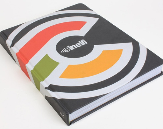"""""""CINELLI: THE ART AND DESIGN OF THE BICYCLE"""" BOOK"""