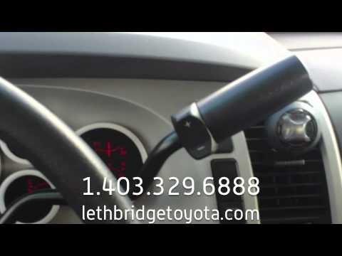 2008 Used Toyota Tundra SR5 for Sale in Lethbridge, Alberta