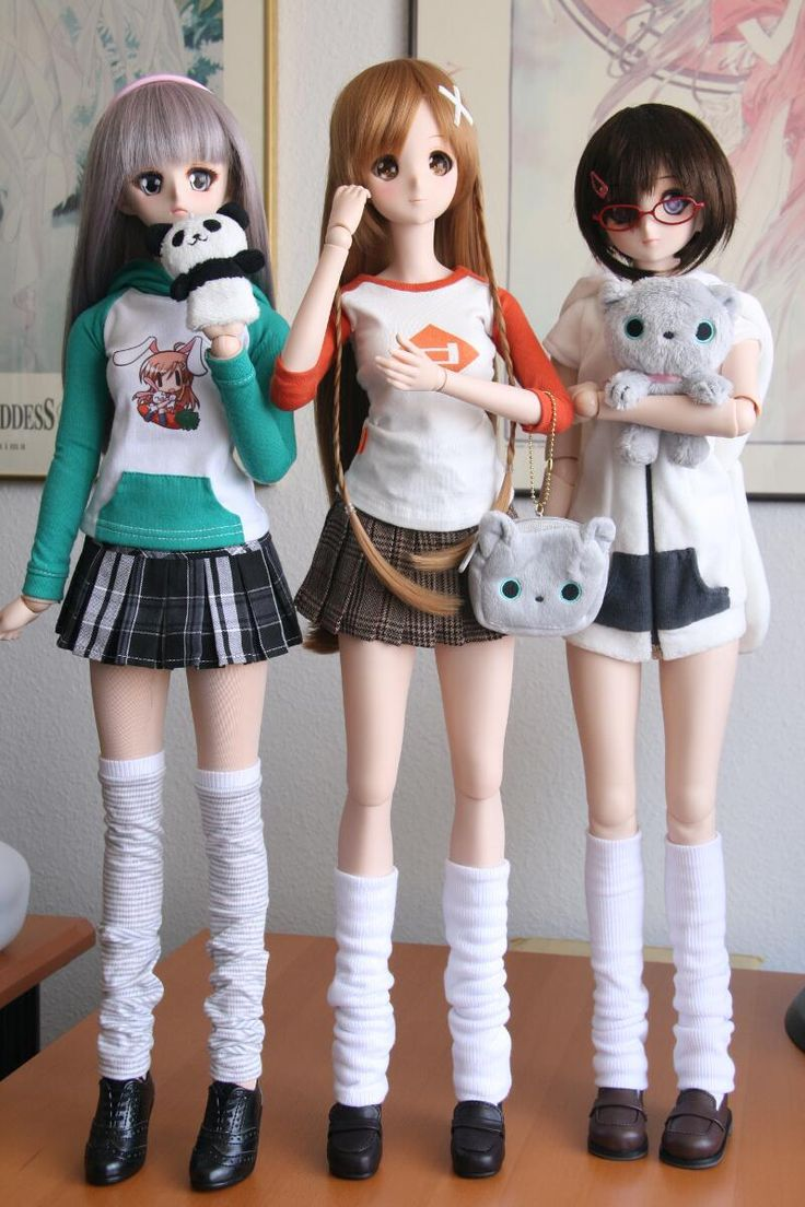 18 best images about Dollfie Dream/ Smart Doll sized t ...