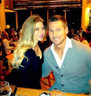 ashlee frazier hair | Brad Womack and AshLee Frazier Get Their PDA On! (PIC)