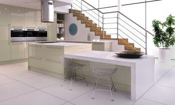Zurfiz Ultragloss Modern Kitchen - By BA Components