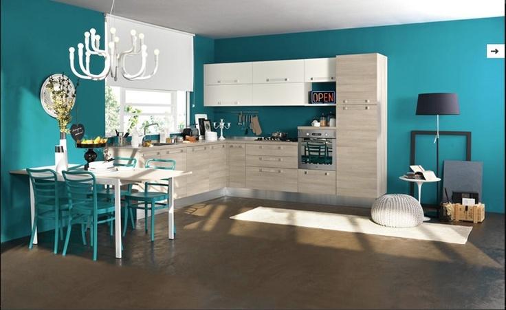 Oltrevisto DM0151, Imab Group Kitchen