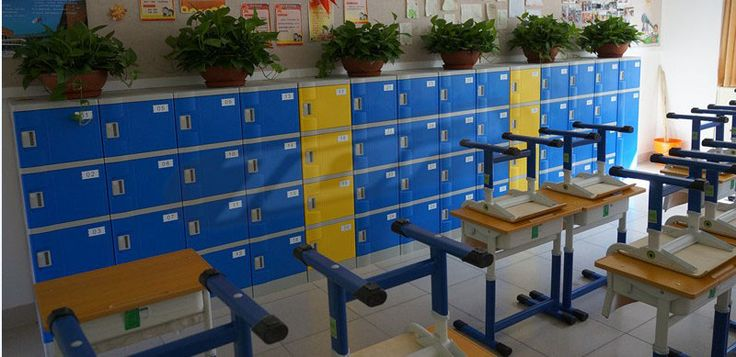 Top Lockers Co., Ltd School lockers Our abs plastic lockers get widely recognition and popularity from school teachers and students. www.toplockers.com #schoollockers #classroomlockers #abslocker #plasticlocker #storagecabinets #kidslocker #footlocker
