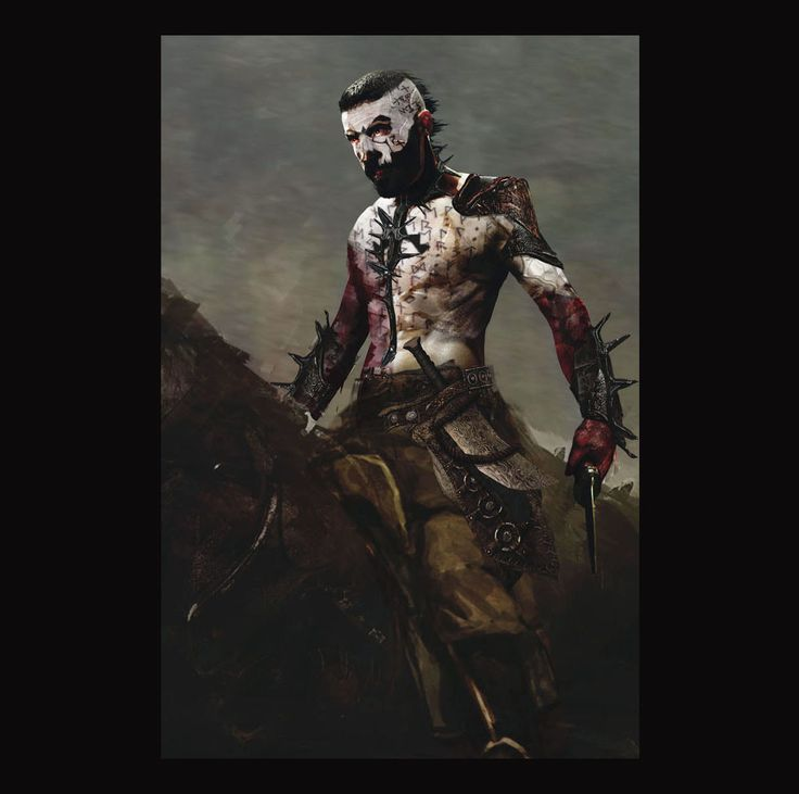 The Blade King : movie , Paul Gerrard on ArtStation at https://www.artstation.com/artwork/9gP2o