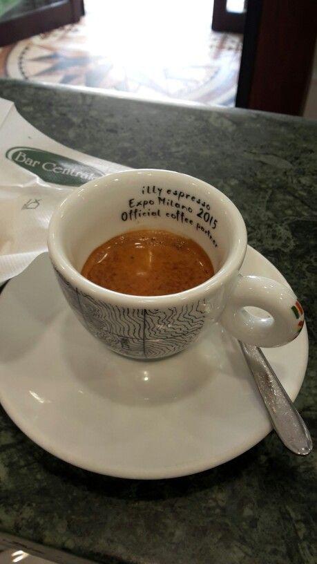 Espresso a regola d'arte bar centrale