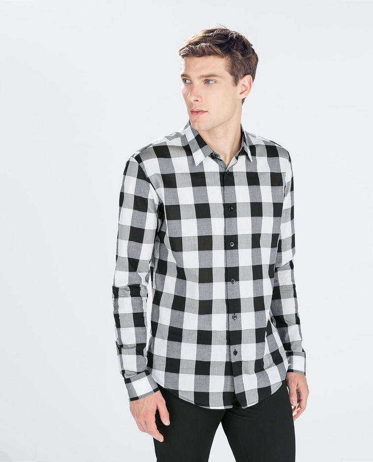 Camisas para hombre de Moda de Primavera de los hombres de