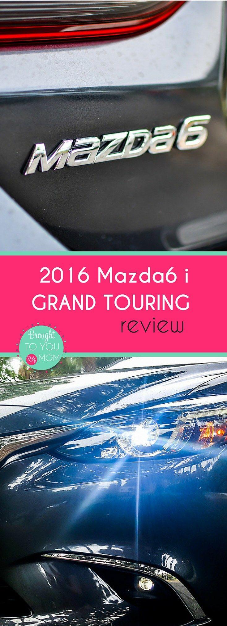 2016 Mazda Mazda6 i Grand Touring Reveiw