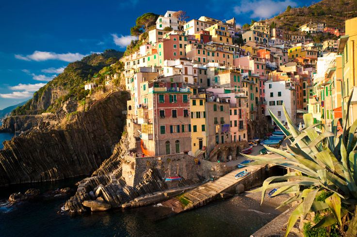 MANAROLA, ITALY Go to Manarola, the oldest and second smallest of the Cinque Terre towns, for fresh ​seafood from the Ligurian Sea, sweet Sciacchetrà wine and some peace and quiet (no cars are allo…
