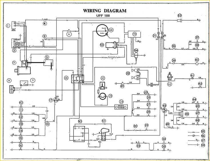 Diagram Wiring Diagram For House Light