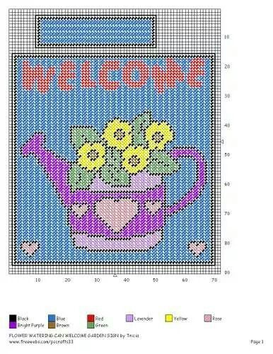 162 Best Images About Garden Yard Home Cross Stitch On