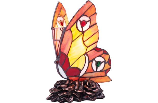 cool Collection Tiffany Style Butterfly Table Lamp-Multicoloured Check more at http://hasiera.co.uk/s/lighting/product/collection-tiffany-style-butterfly-table-lamp-multicoloured/