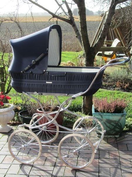 Knorr, Duitse kinderwagen uit de jaren 80. Zo jammer dat ik deze heb weg gedaan.