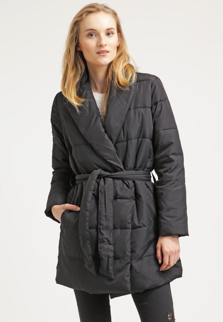 GAP Winter coat - black night for £38.25 (21/01/16) with free delivery at Zalando