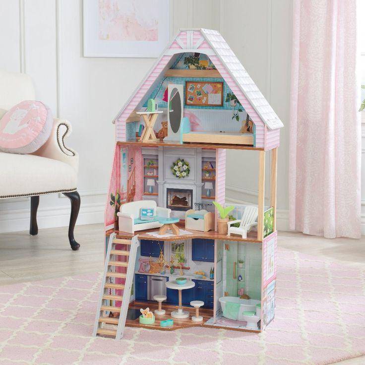 Matilda Dollhouse with EZ Kraft™ Assembly in 2020 Doll