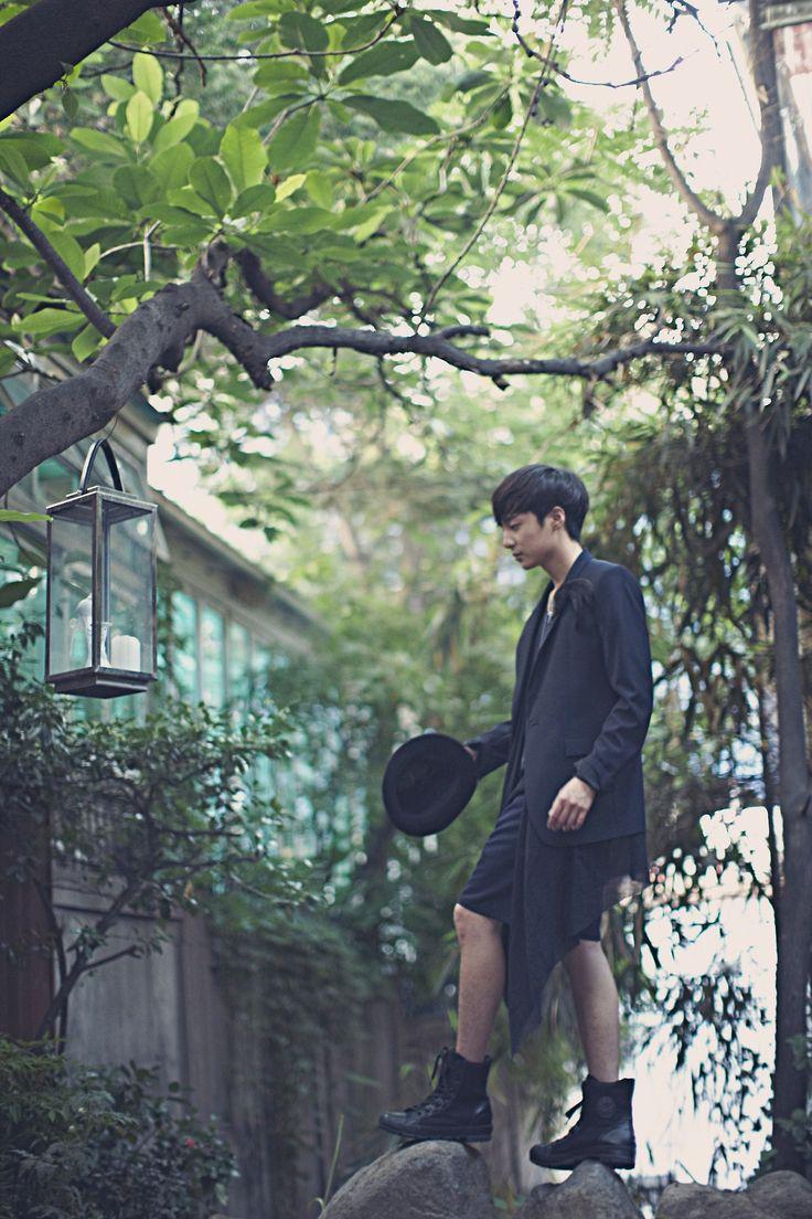 Roy kim love love love 1st album 2013 06 25