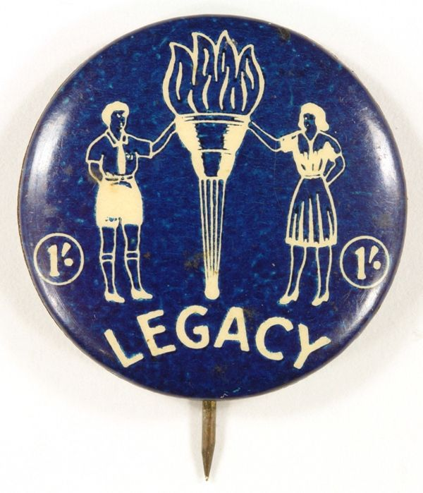 Legacy - Children Holding Torch