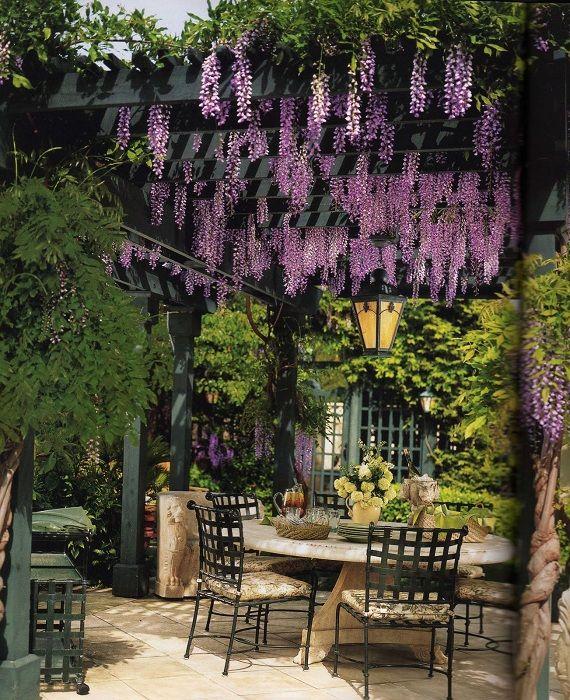 Пергола или беседка во дворе: прекрасные дизайнерские идеи, которые вдохновляют Источник: http://www.novate.ru/blogs/190216/35080/