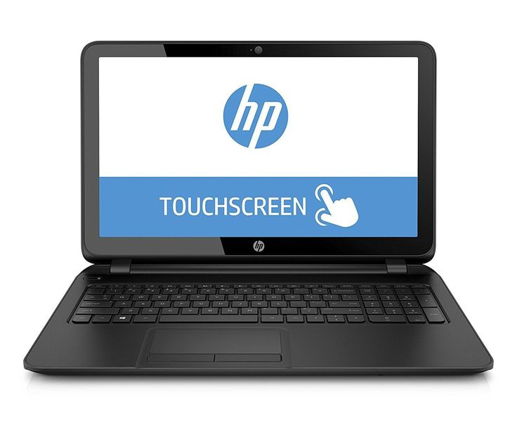 Computers Tablets Networking: New Hp 15.6 Touch Screen Laptop Intel 4Gb 500Gb Win 10 Dvd-Rw Hdmi Wifi Webcam -> BUY IT NOW ONLY: $297.95 on eBay!