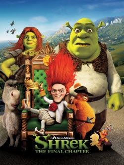 in Shrek Forever After