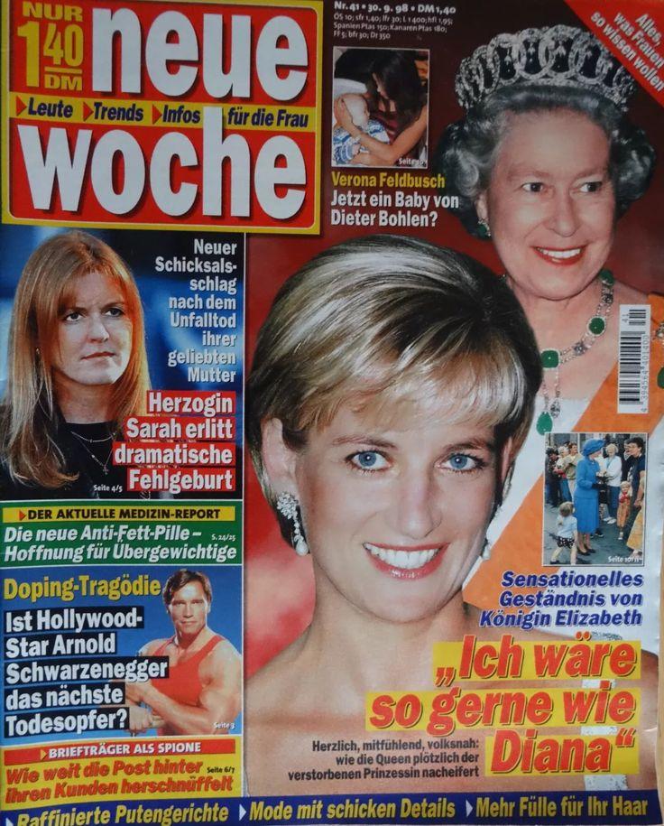 neue woche Nr. 41 vom 30.09.1998 - Fergie