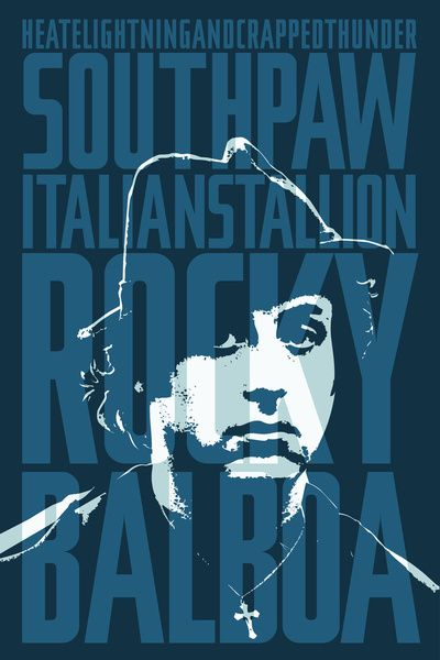 Best movie of all time. Rocky Balboa