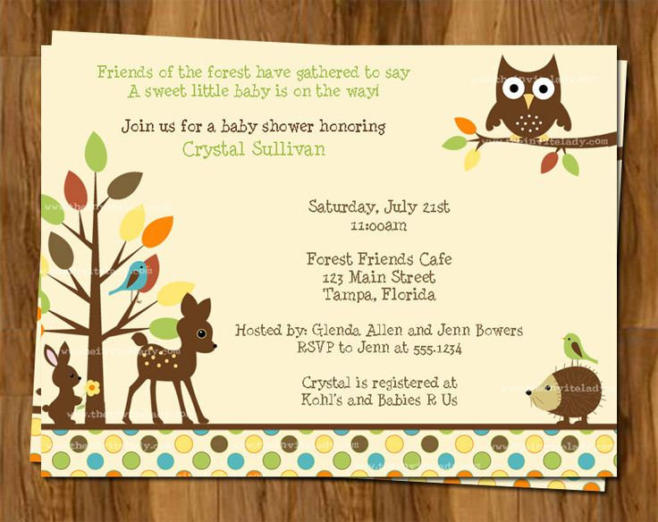 138 best lauren's baby shower and baby images on pinterest, Baby shower invitations