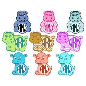 Hippopotamus Hippo Monogram Round Circle Frame with Various Patterns like Polka Dot, Chevron, Morrocan, Checker and Zebra Cuttable Design Cut File. Vector, Clipart, Digital Scrapbooking Download, Available in JPEG, PDF, EPS, DXF and SVG. Works with Cricut, Design Space, Sure Cuts A Lot, Make the Cut!, Inkscape, CorelDraw, Adobe Illustrator, Silhouette Cameo, Brother ScanNCut and other compatible software.