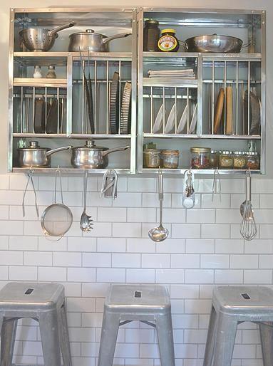 theplaterack.co.uk   Gallery   Vintage Industrial Kitchen Accessories   Warehouse Home Design Magazine