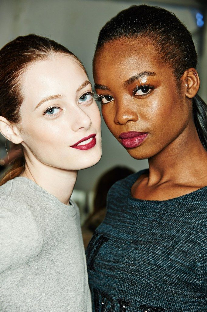 Fall 2015 Makeup Trend: Berry Lips