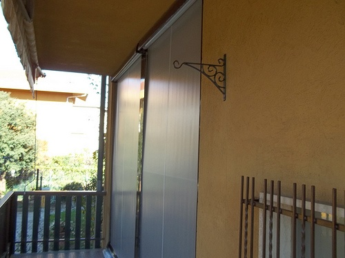 Tenda veranda invernale ermetica con frangivento e tessuto VINITEX retinato antingiallimento Torino www.mftendedasoletorino (9)