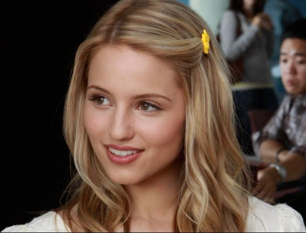 Diana Argon from Glee. Quinn. My favorite :)