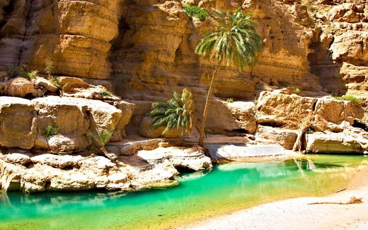 Wadi Shab Oman Travel Guide