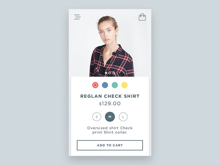 Mobile UX Design: Product Screen — UX Planet