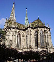 Gedächtniskirche (Speyer)- The Memorial Church of Protestation  1893-1904 built