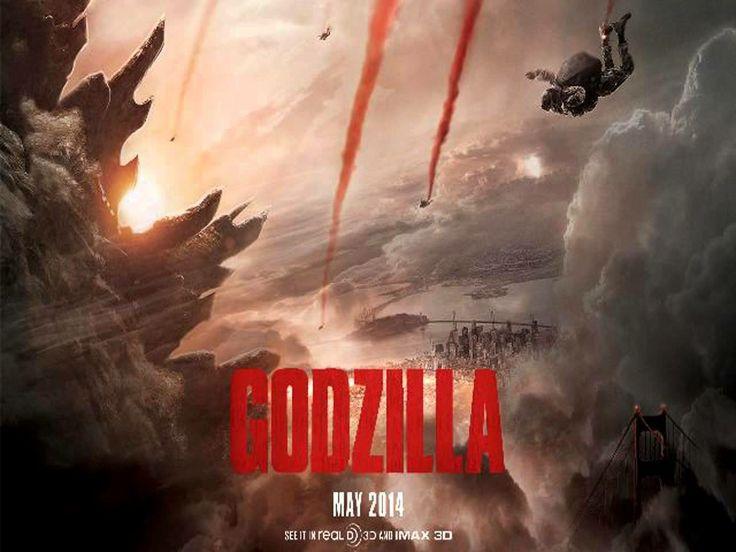 ♥ Godzilla (2014) HD 1080p free full Film