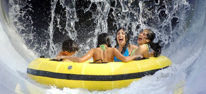 Adventure Island Water Park in Tampa