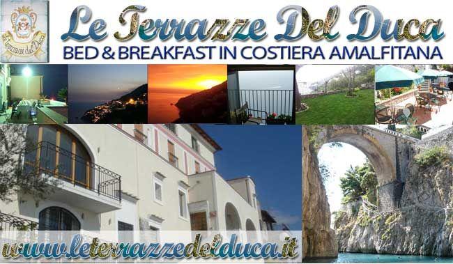 La costiera Amalfitana per Miss Calciodonne