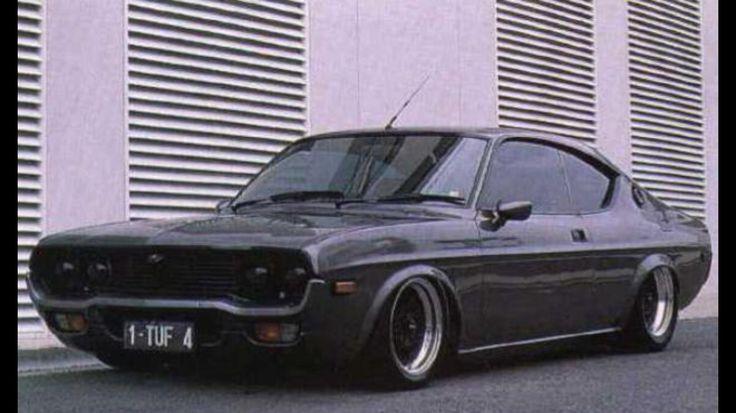 MAZDA RX-4 coupe