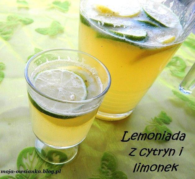 Orzeźwiająca lemoniada