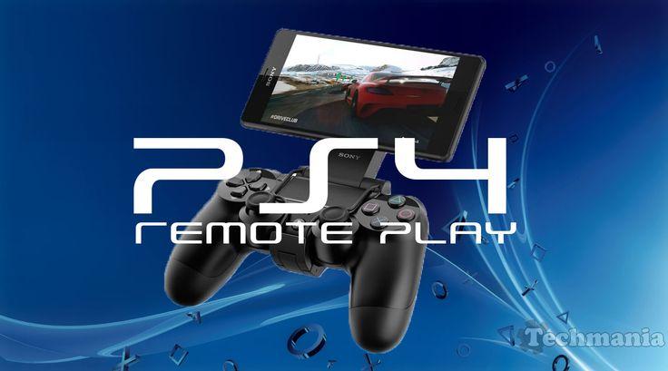 PS4 Remote Play komt ook naar Xperia Z2 en Xperia Z2 Tablet