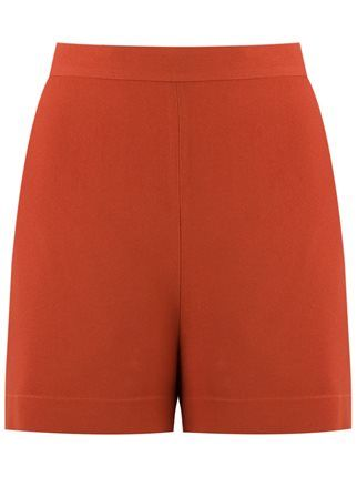 Andrea Marques high-waisted shorts