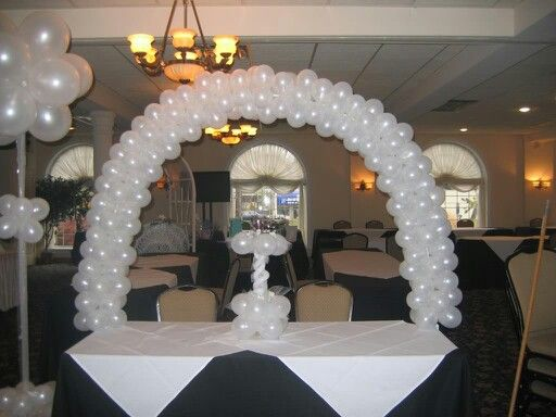 23 Best Images About Table Top Balloon Center Pieces On