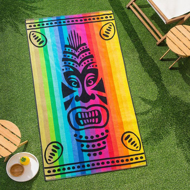 Resultado de imagen de toallas de playa originales