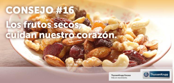 Consejos saludables para el corazón: los frutos secos