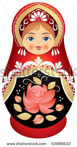 Resultat av Googles bildsökning efter http://image.shutterstock.com/display_pic_with_logo/429334/429334,1274963052,2/stock-vector-matryoshka-doll-in-traditional-russian-head-dress-kokoshnik-red-rose-on-the-sarafan-russian-53988622.jpg