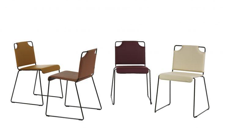 Дизайнер Александр Лервик создал множество стульев для Johanson. К ним присоединился стул Dandy, обладающий отличным комфортом, надежностью и ярко выраженной индивидуальностью. Работа над созданием стула DANDY была экспериментом с формами. Целью было разработать стул, который легко может перемещаться из одного помещения в другое, а также обладать максимальным комфортом.