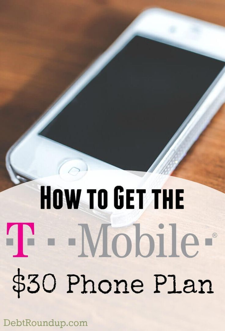 Want to save money on your cell phone bill? Learn how to get the elusive T-Mobile $30 plan, which gives you 5GB of 4G LTE data each month. #tmobile #savingmoney #savingmoneytips