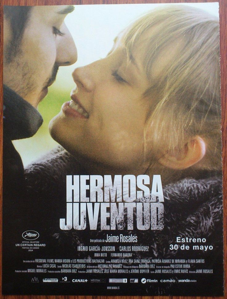 HERMOSA JUVENTUD - Ingrid García Jonsson Carlos Rodríguez, Article | Clipping | eBay
