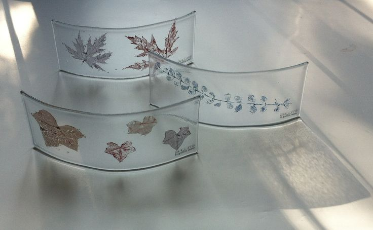 Autumn leaves  https://www.facebook.com/StillingFusedGlass